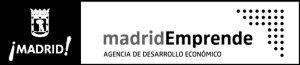 Logo Madrid Emprende