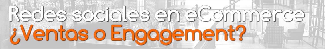 Título Redes Sociales en eCommerce