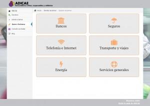 ADICAE crea el primer generador automático de reclamaciones online