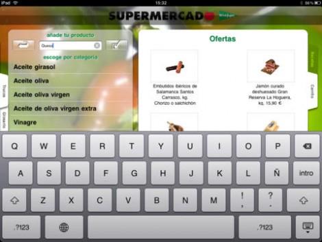 El Corte Inglés logra 60.000 descargas de la app del supermercado online en un mes