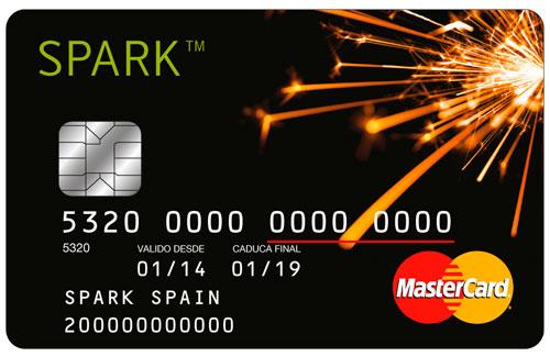 Mastercard lanza en España Spark, su tarjeta prepago no asociada a una cuenta bancaria