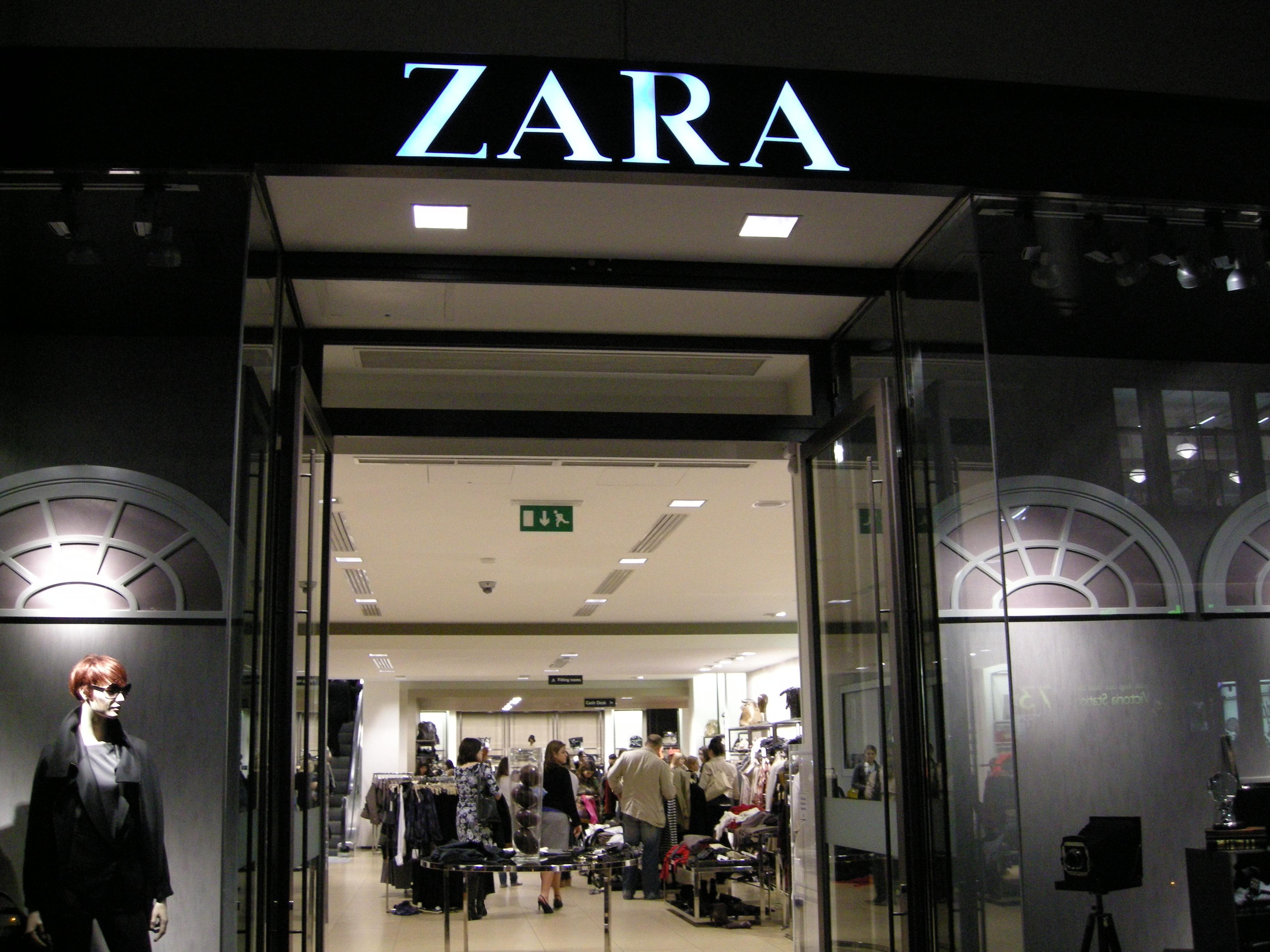 Zara estrena su tienda online en Taiwán y Hong Kong