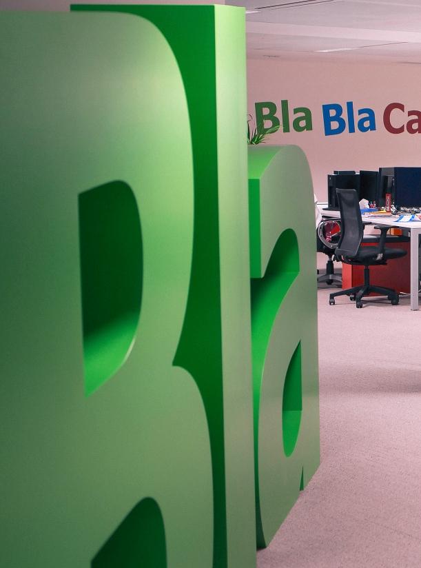 BlaBlaCar Oficinas