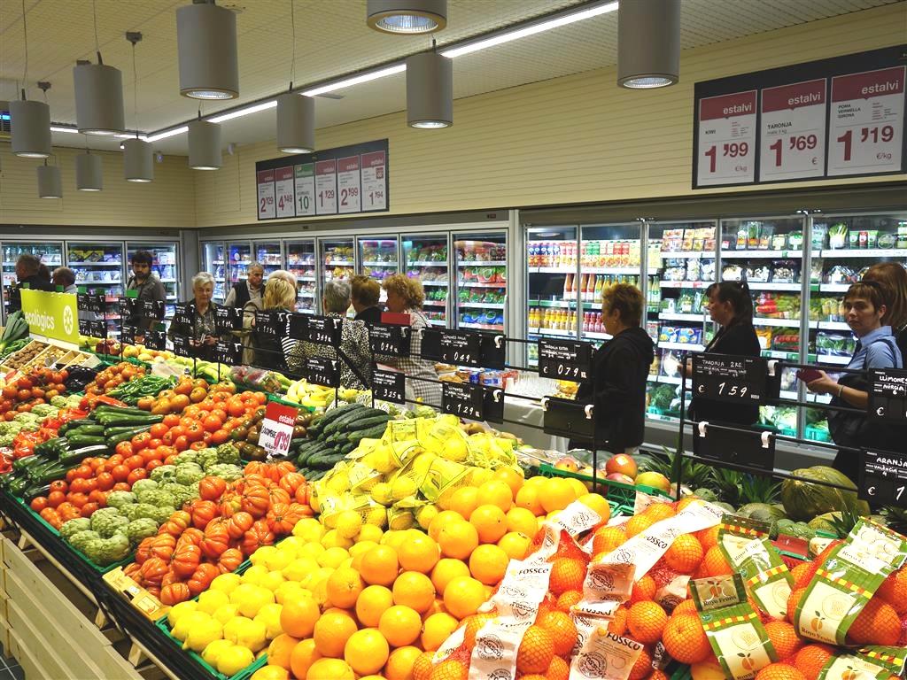 Bon Preu estrena supermercado online con recogida con el coche