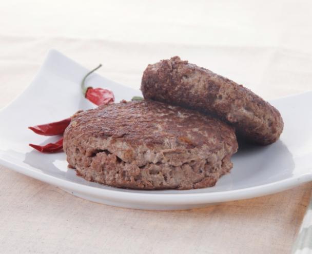 Carne in vitro - Hamburguesas