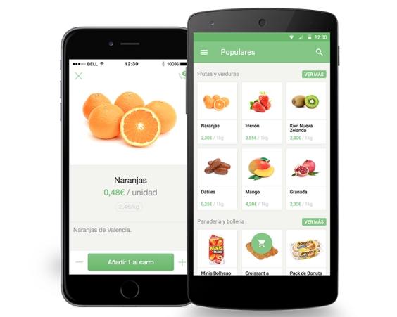 Comprea: nueva startup donde hacer la compra y recibirla en una hora