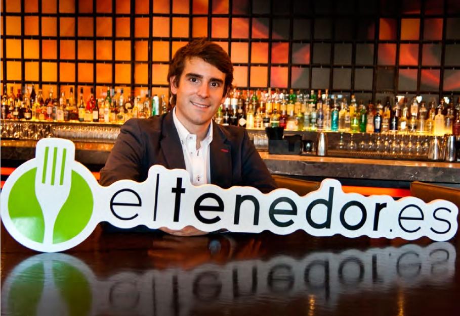 Entrevista a Marcos Alves, CEO y Socio Fundador de el Tenedor
