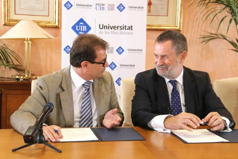 IECISA y la Universidad de las Islas Baleares firman un acuerdo para el desarrollo de la innovación