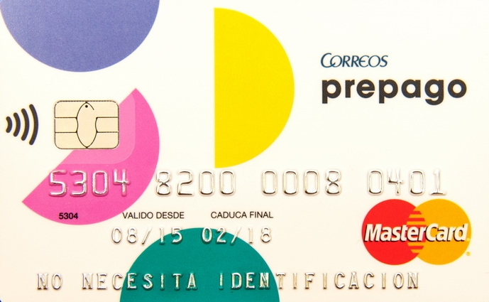Correos lanza la primera tarjeta prepago sin vinculación bancaria