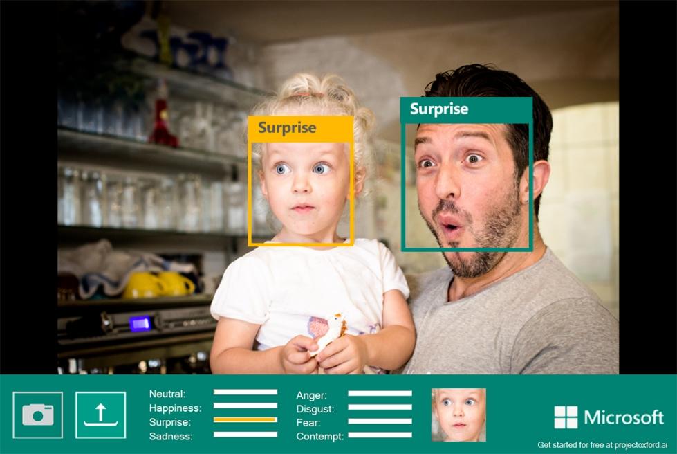 Microsoft se lanza al reconocimiento facial de las emociones