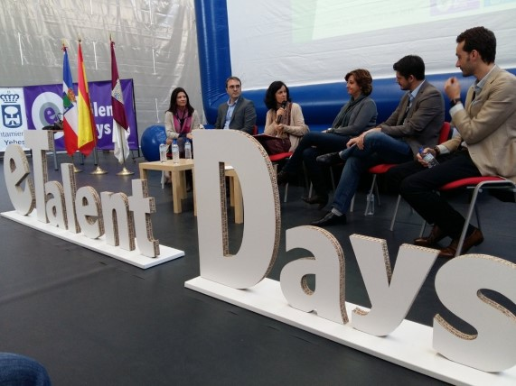 Éxito de asistencia en la primera edición de E-Talent Days