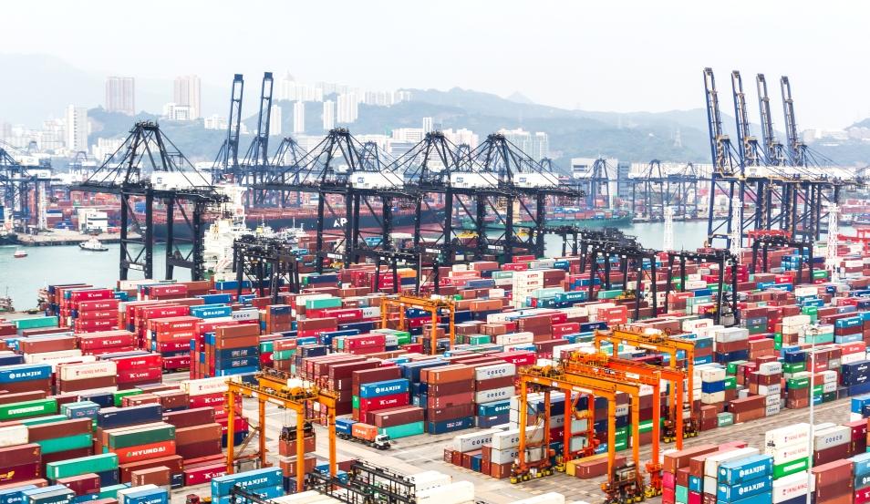 Los principales 'hubs' logísticos del mundo