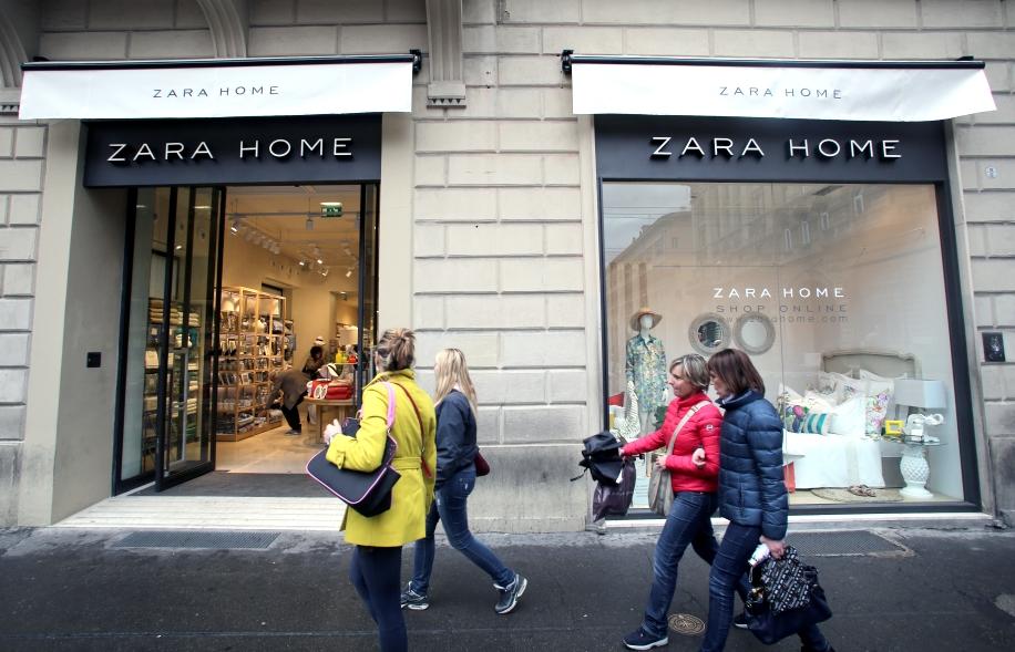 Inditex se estrena online en Australia con Zara Home