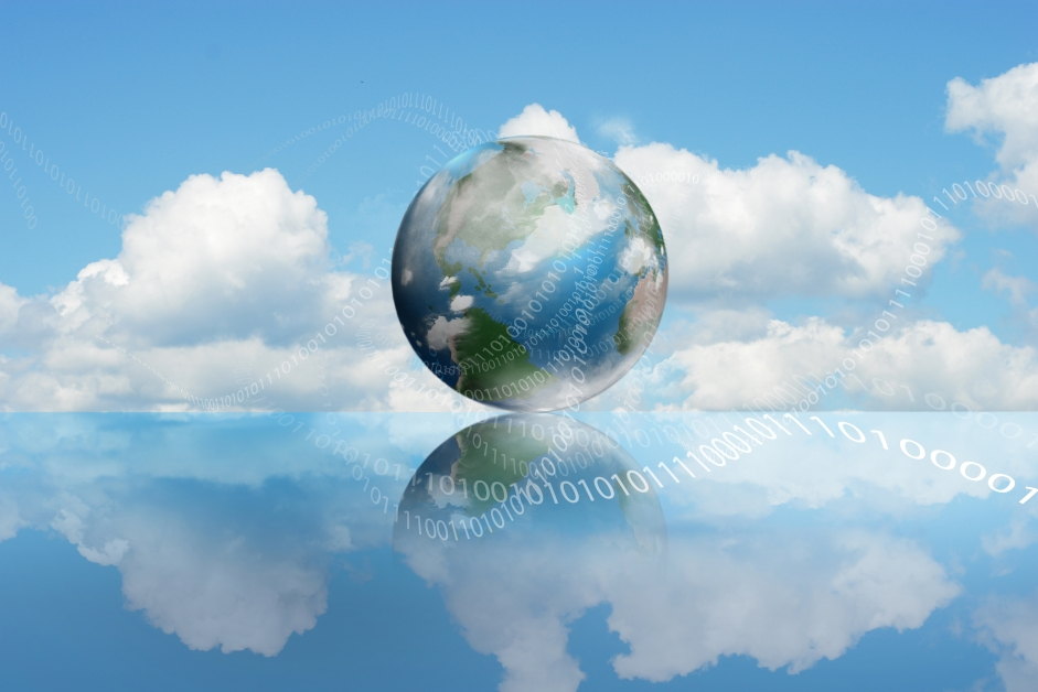 La nube es el escenario