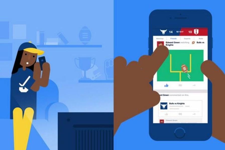 Facebook lanza 'Sports Stadium' para ver en tiempo real los eventos deportivos