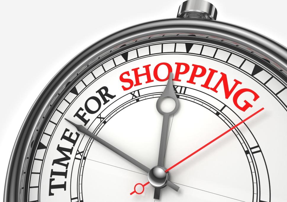 El horario 'abierto 24 horas' del comercio online