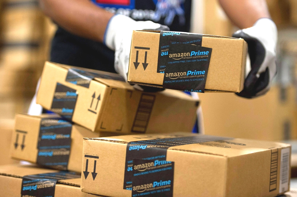 Flex, el servicio de mensajería que lanza Amazon al estilo de Uber