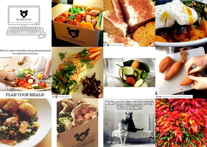 Bearface: el nuevo 'pure player' de alimentos frescos