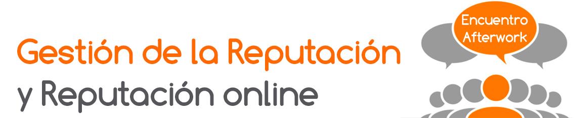 Título Gestión de la reputación online