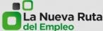 la nueva ruta del empleo logo