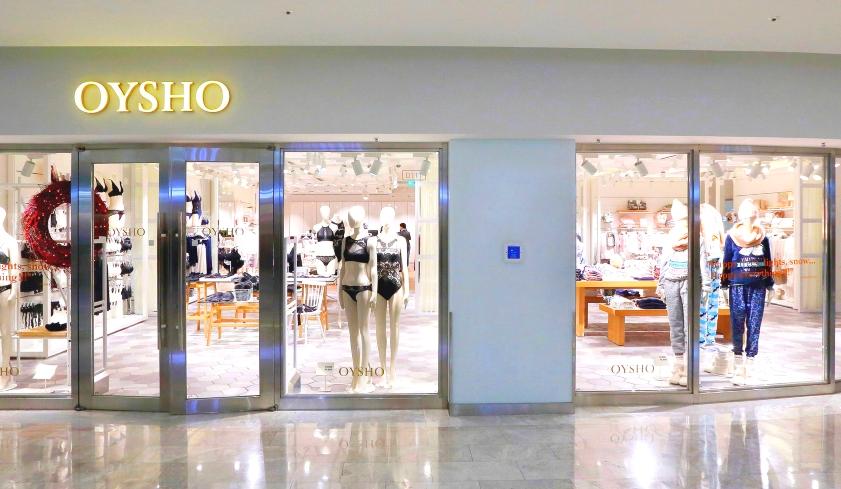Oysho ampliará este año su tienda online en toda la Unión Europea