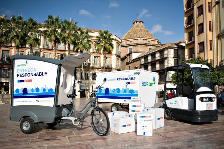 SEUR impulsa el emprendimiento online, la sostenibilidad y solidaridad con 'DrivingChange'