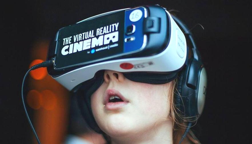 Nace el primer cine del mundo para realidad virtual