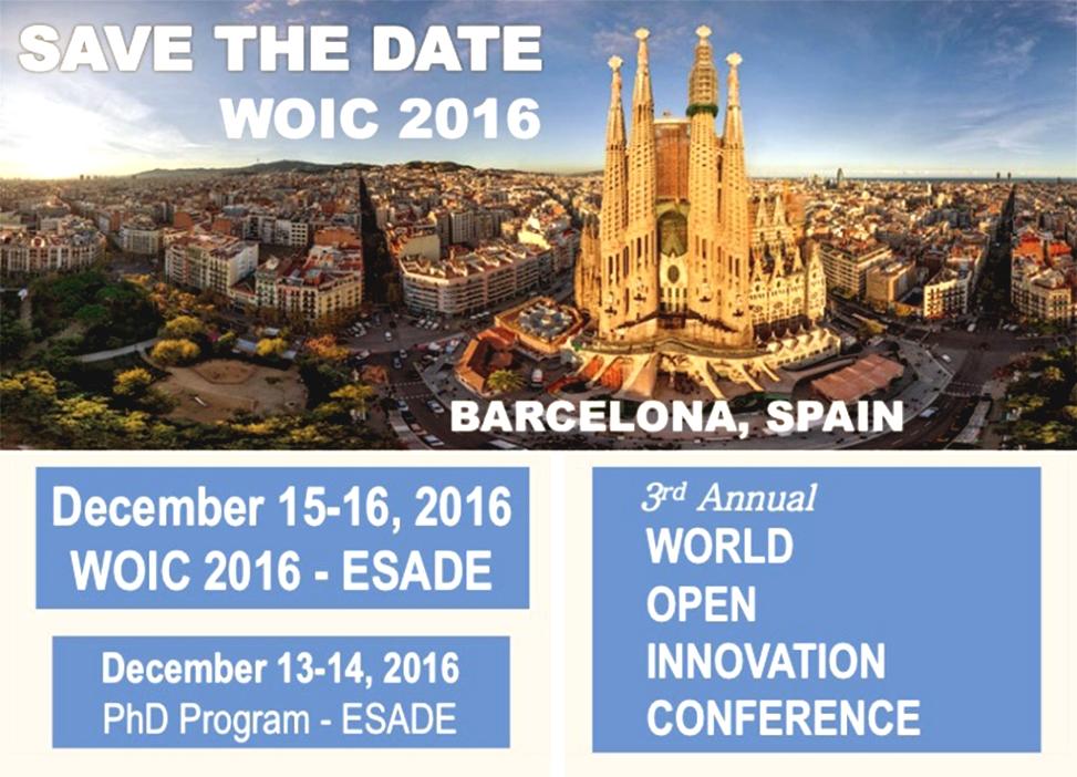 ESADE acoge la cita de innovación abierta más importante a nivel mundial