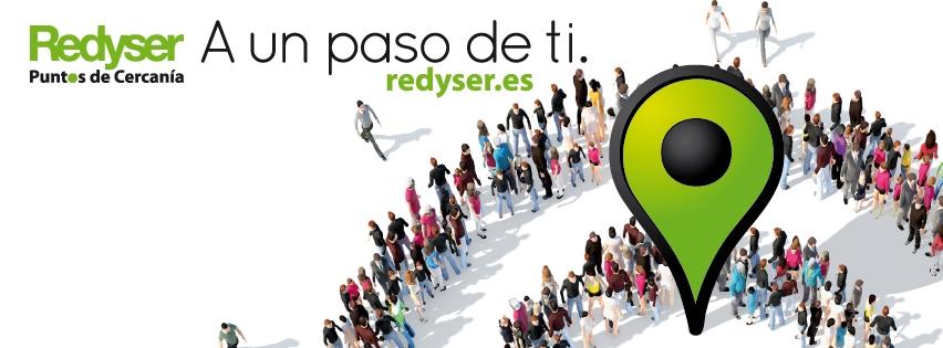 Redyser pone a disposición de sus clientes online 3.500 puntos de recogida en toda España