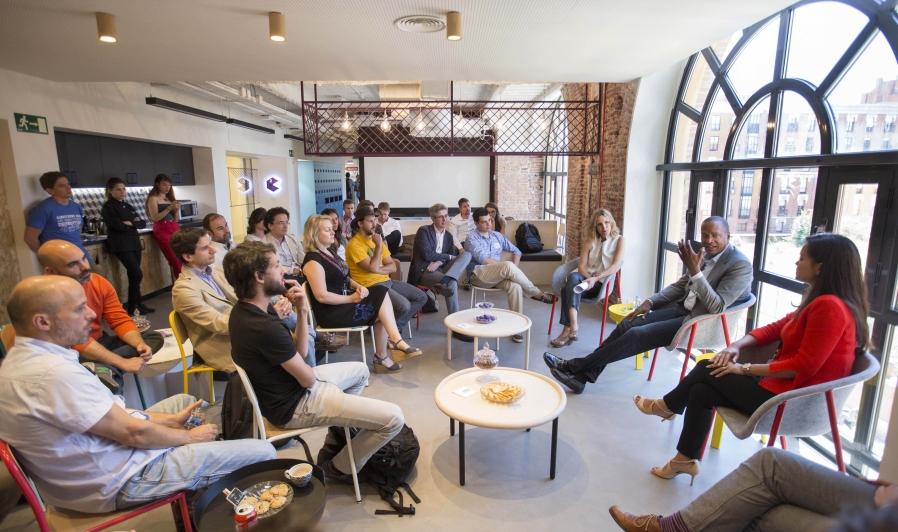 Campus Madrid: un espacio de emprendimiento abierto a todos
