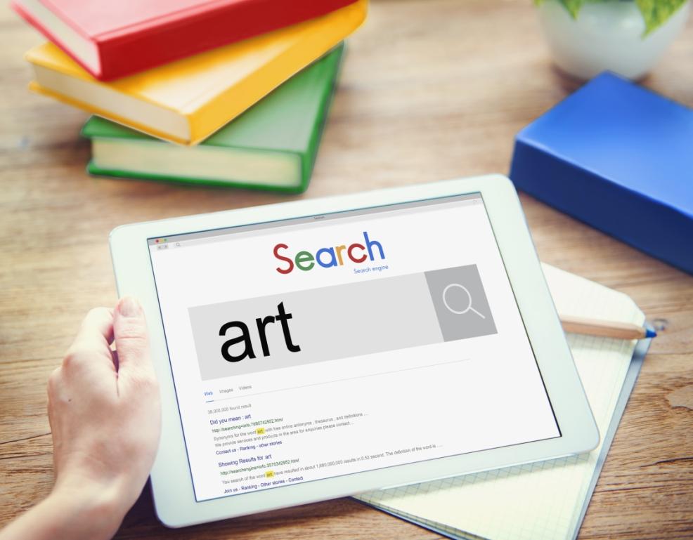 Crece el mercado de arte online con el especial protagonismo de los millennials