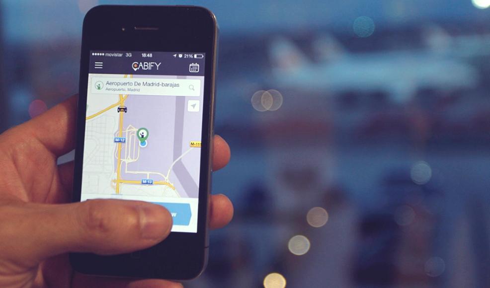 Taxistas españoles denuncian a Cabify por emplear falsos autónomos
