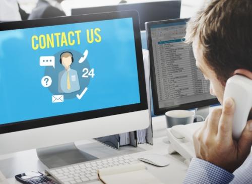 contactar con clientes