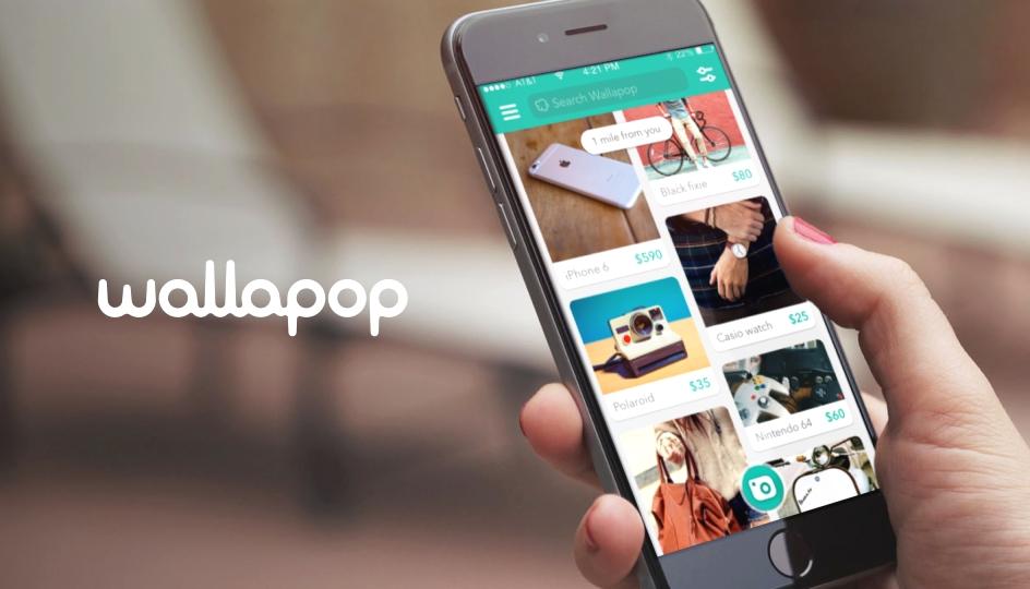 Wallapop negocia una posible fusión con Letgo para operar en Estados Unidos