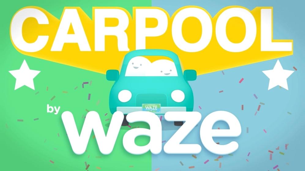 Google lanza Waze Carpool, su propio servicio de transporte