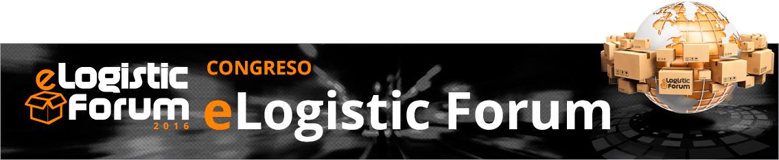 Congreso eLogistic Forum 2016