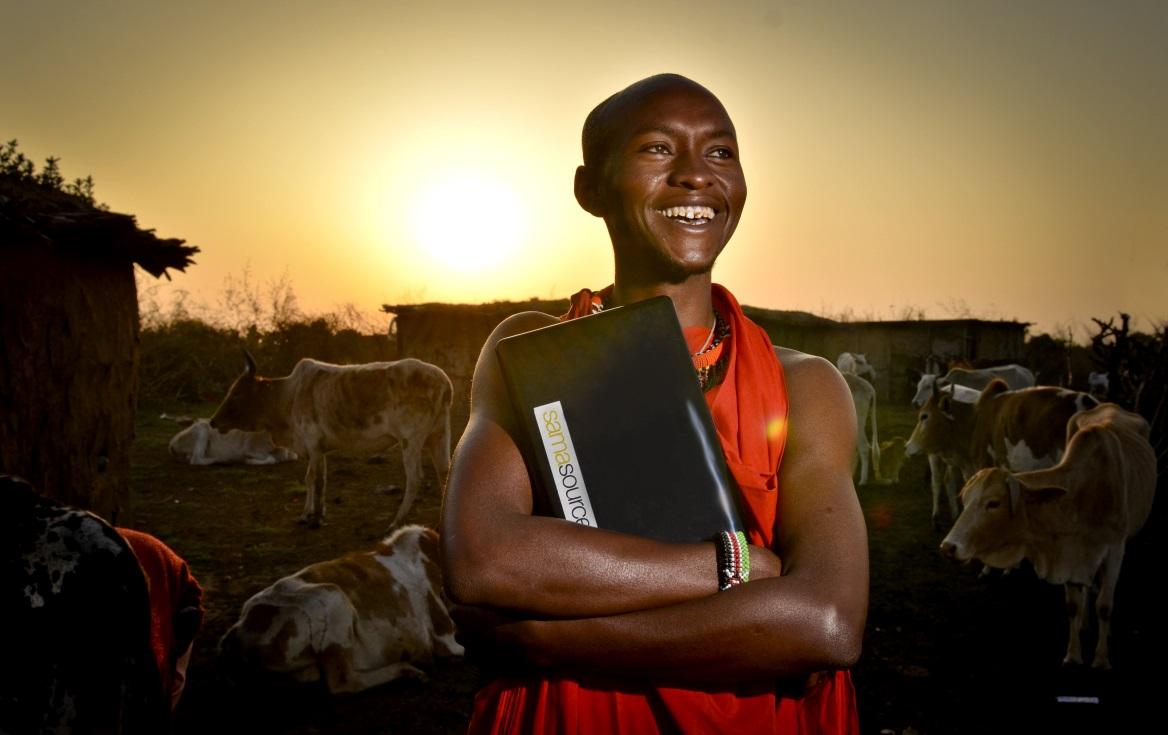 Combatir la pobreza gracias al mundo digital