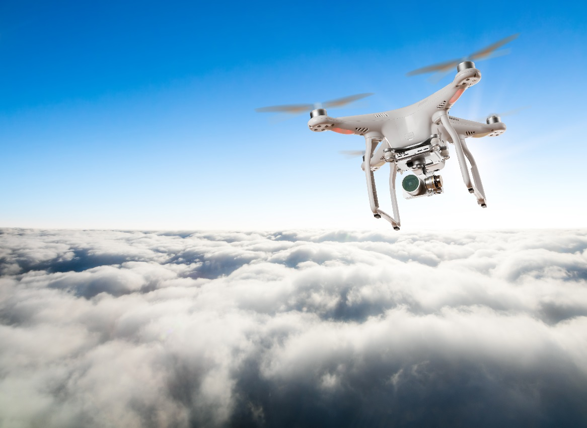 Las 5 medidas de la industria aeronáutica en el uso de drones