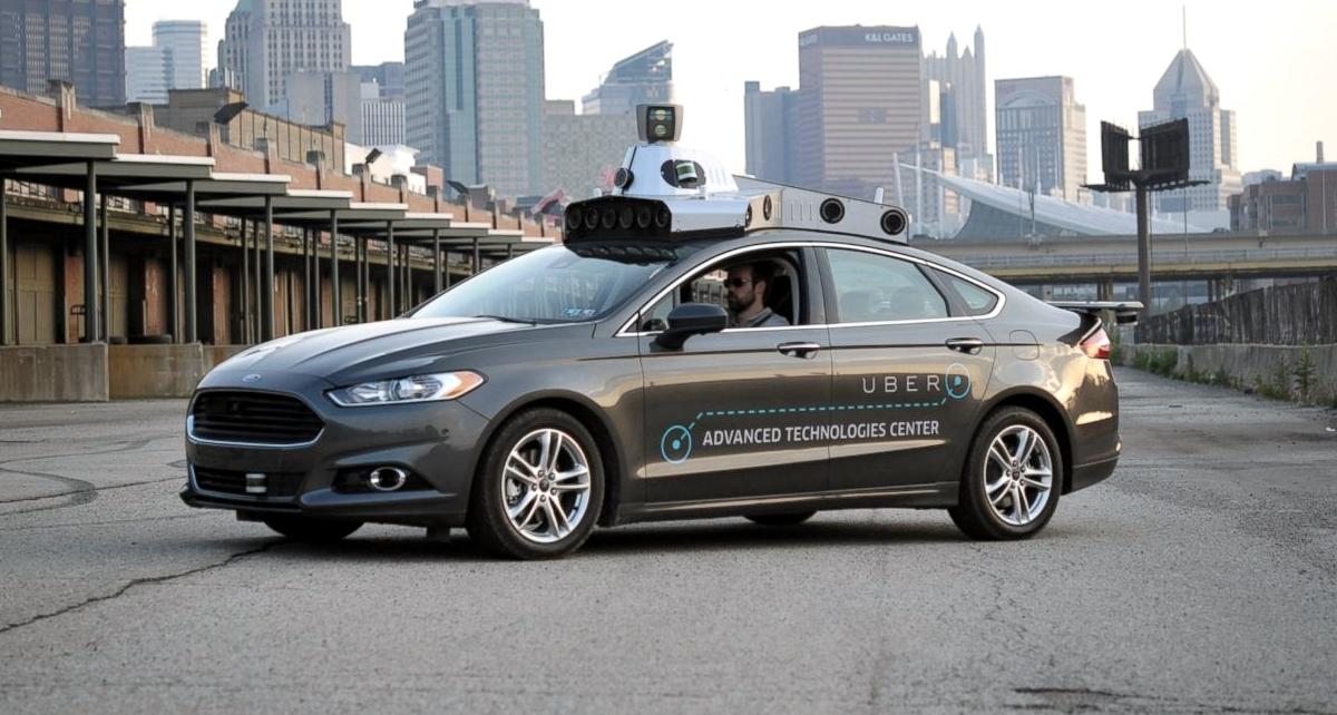 Uber hace realidad su coche autónomo