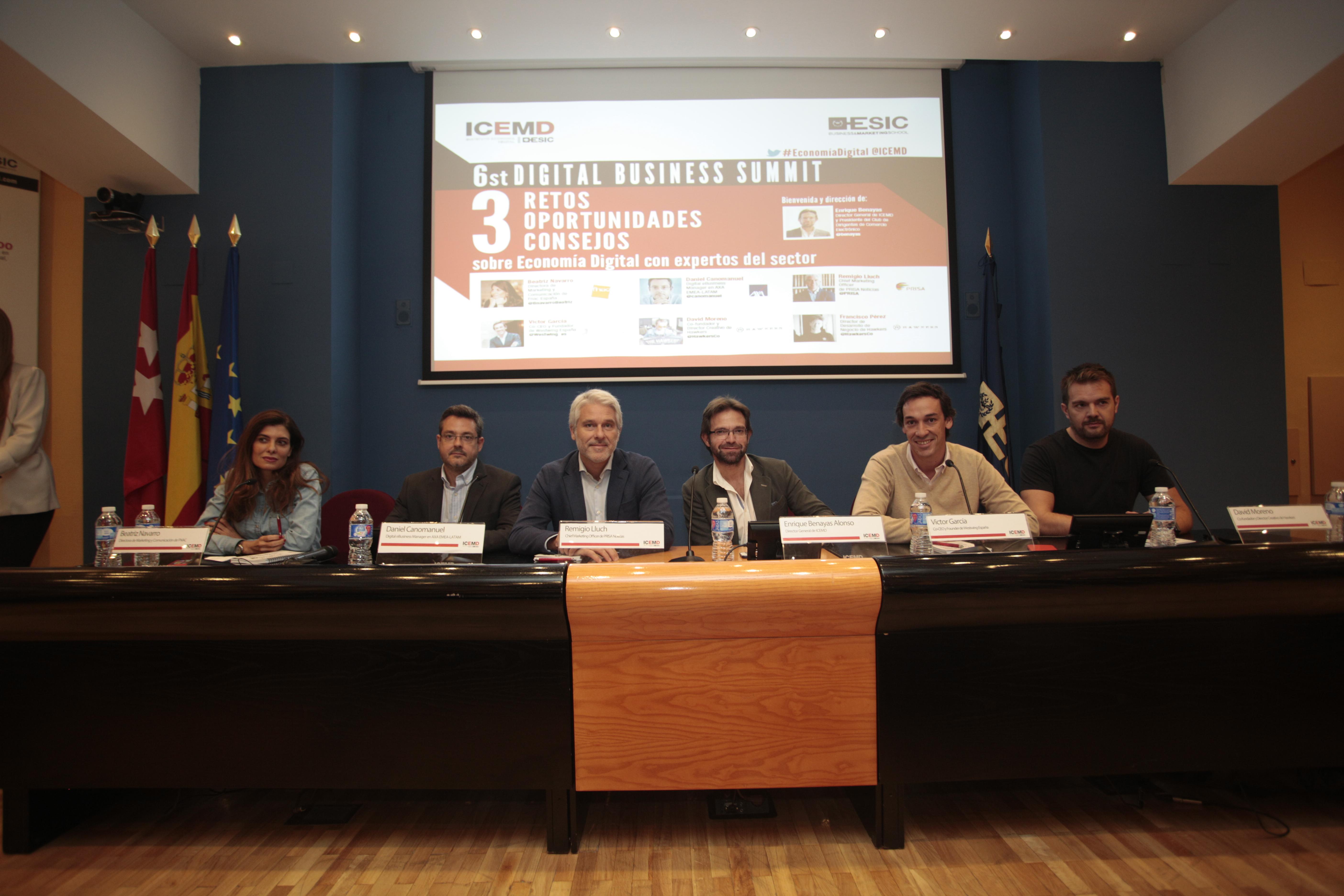 Omnicanalidad, nuevas tecnologías y excelencia operativa, principales retos de las empresas en la economía digital