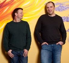 Brian Acton y Jan Koum