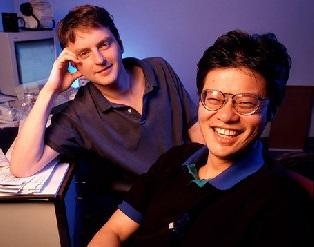 David Filo y Jerry Yang