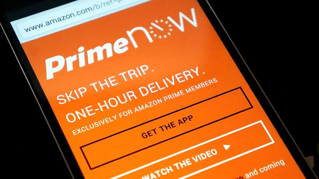 Amazon estrena 'Prime Now' en Barcelona en plena apuesta por las pymes españolas