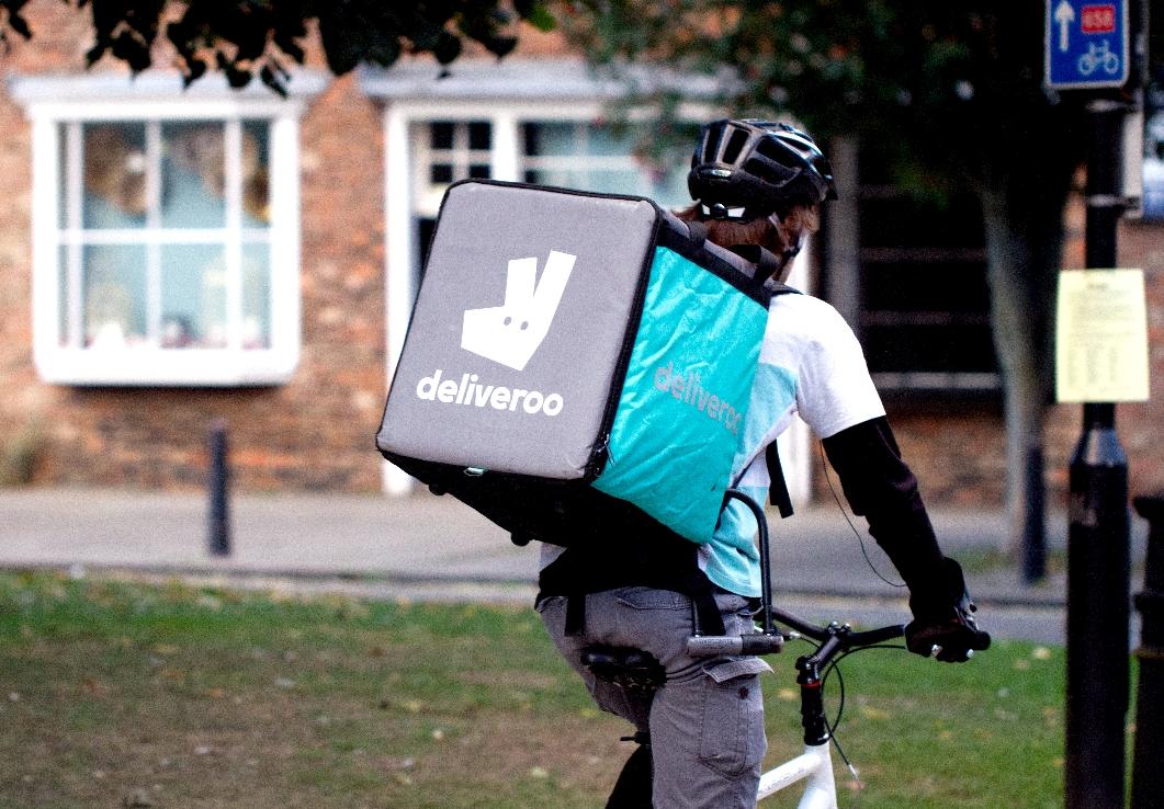 Deliveroo crece un 25% en su primer año en España