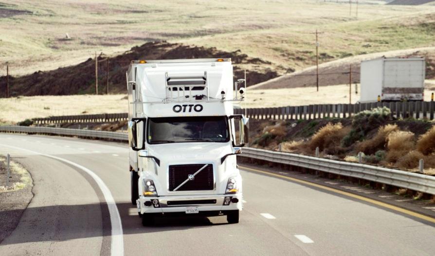 Uber consigue generar beneficios con su primer camión autónomo