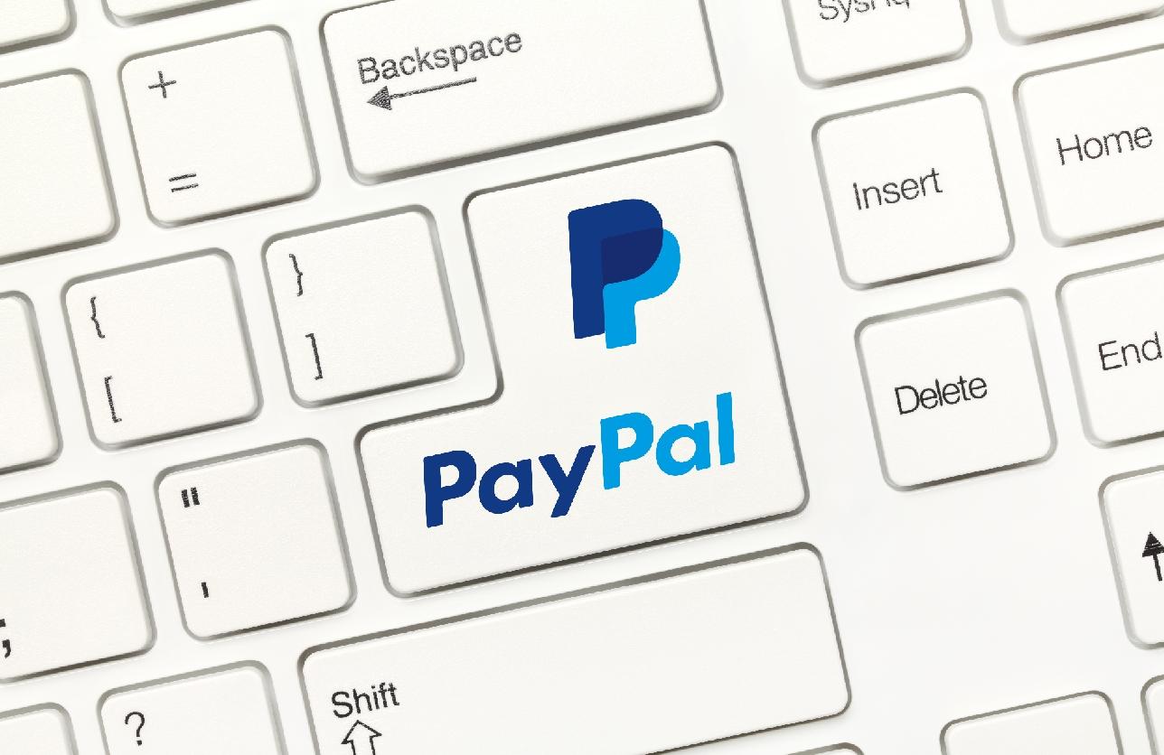 PayPal se posiciona como el servicio de pago online más importante en España