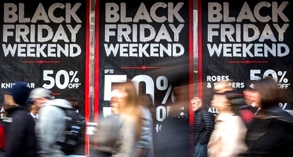 """¿Qué comprarán los españoles el próximo """"viernes negro""""?"""