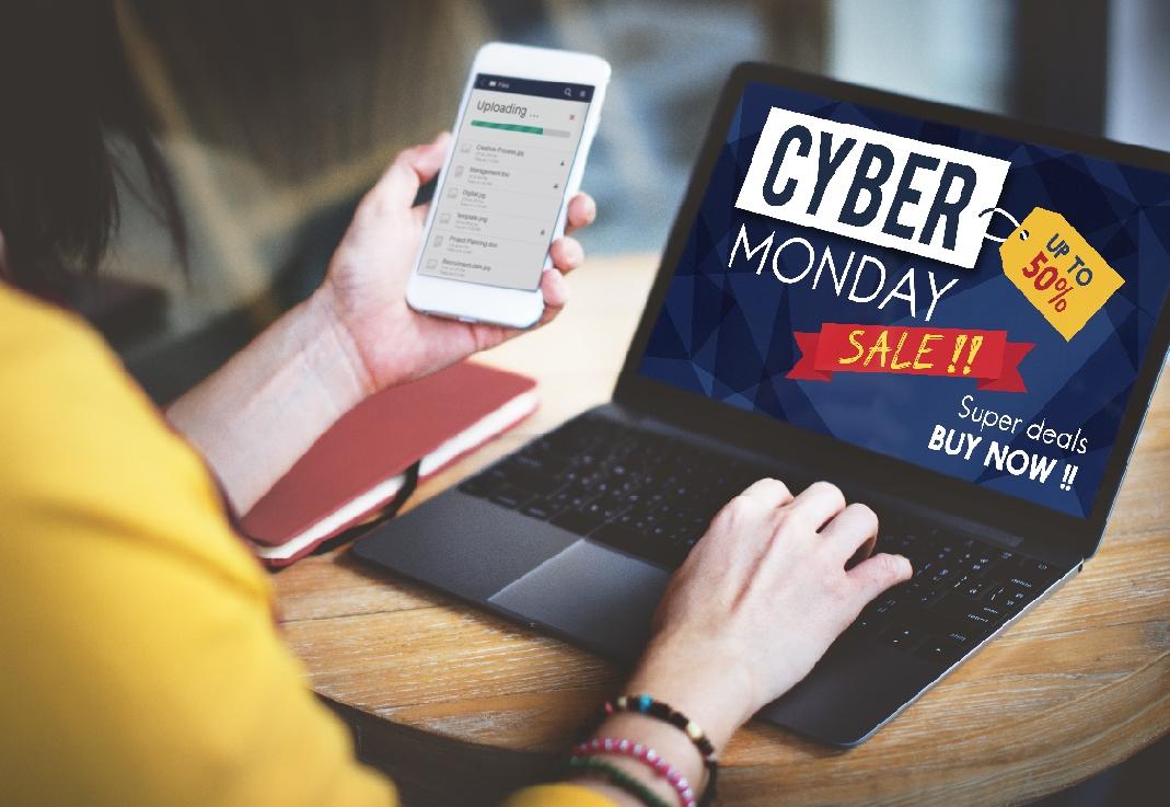 Las ventas del Black Friday y Cyber Monday superarán los 1.200 millones en España