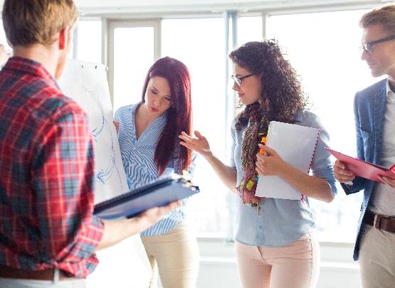 El talento de las 4 generaciones que componen el mercado laboral