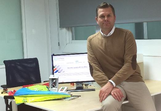 Diederik de Koning, CEO de GiftCampaign